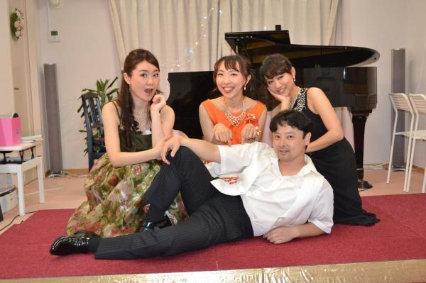 2016年8月11日 尾形木曜コンサート 映像と終演報告