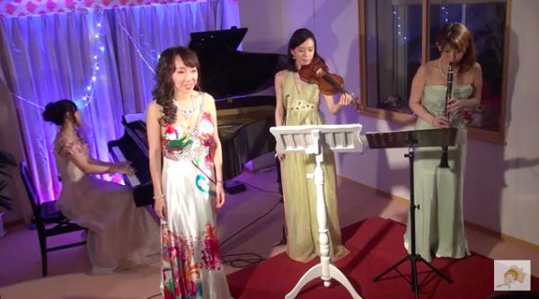 2016年7月14日 尾形木曜コンサート 映像と終演報告