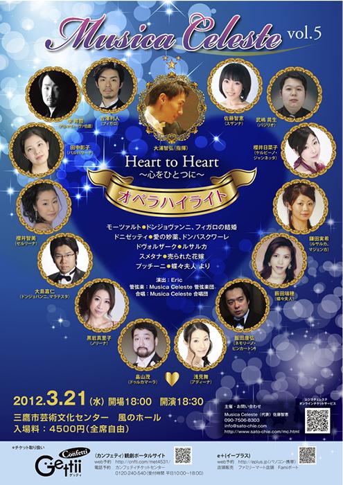 Musica Celeste (ムジカ チェレステ) vol.5